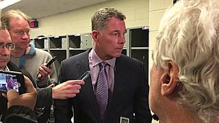 1/21/18: Pat Shurmur responds to possibility of taking job with New York Giants