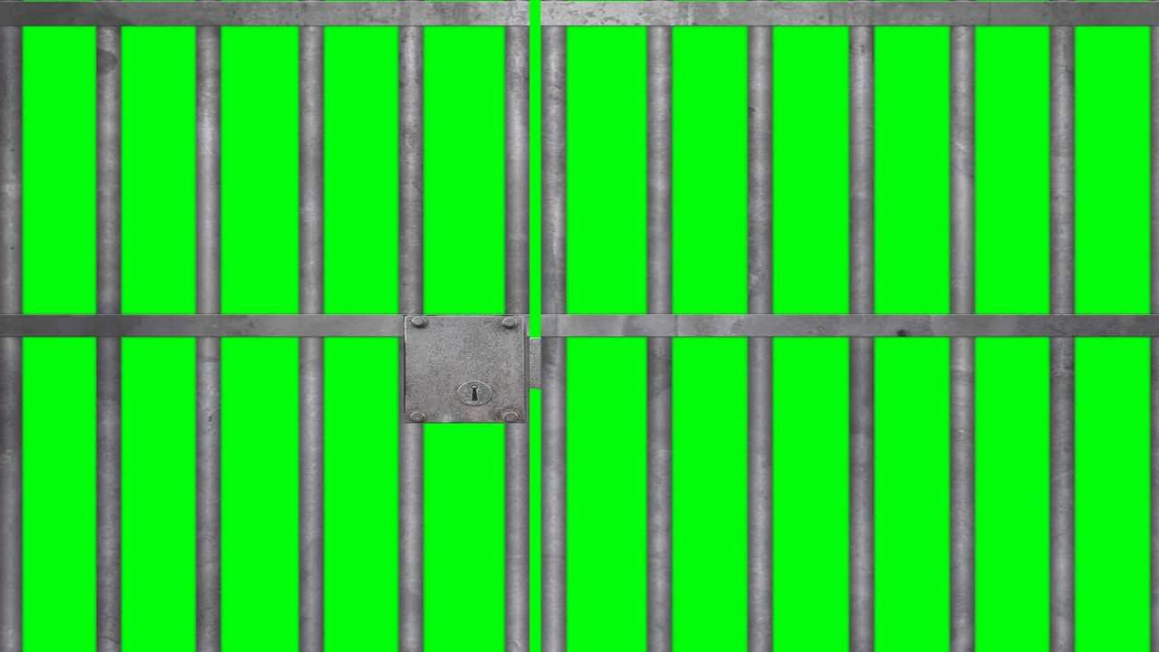 prison bars picture prison jail bars cell green screen youtube 7758