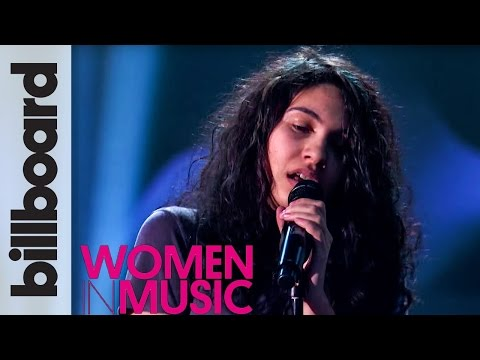 Alessia Cara 'Scars to Your Beautiful' Live Acoustic Performance   Billboard Women in Music 2016