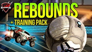 REBOUND TUTORIAL + TRAINING | How to Predict Bounces in Rocket League!