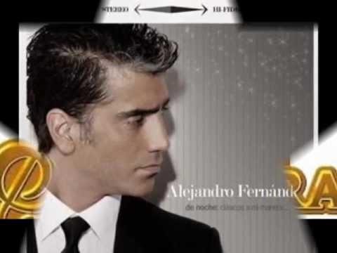Alejandro Fernandez Con La Sonora Santanera-Perfume de Gardenias