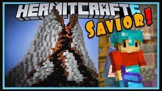 Hermitcraft Season 6: Wither Boss RESCUE & Volcano Eruption  (Minecraft 1.13.1 survival  Ep.16)