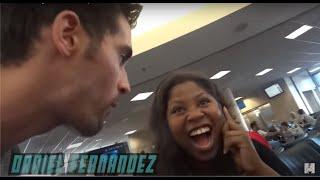 Awkward Airport Situations | Daniel Fernandez