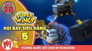 ĐỘI BAY SIÊU ĐẲNG - Phần 5 | Tập 20 : Câu chuyện các chòm sao - Phim hoạt hình Super Wings