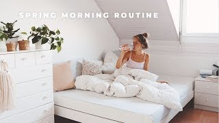 My Spring Morning Routine