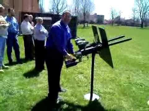 paintball machine gun turret - photo #20