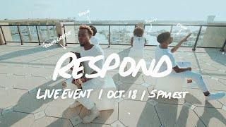 Respond (Official Trailer) - Travis Greene ( Feat. Trinity Anderson, D'Nar Young, Taylor Poole)