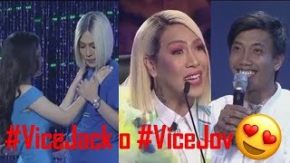 Kanino ka mas kinikilig #ViceJack o #ViceJov?