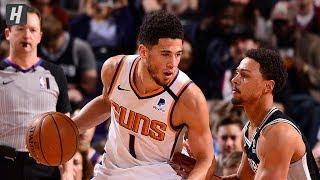 San Antonio Spurs vs Phoenix Suns - Full Game Highlights | January 20, 2020 | 2019-20 NBA Season