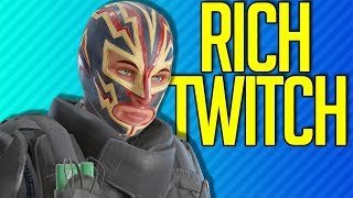 RICH TWITCH | Rainbow Six Siege