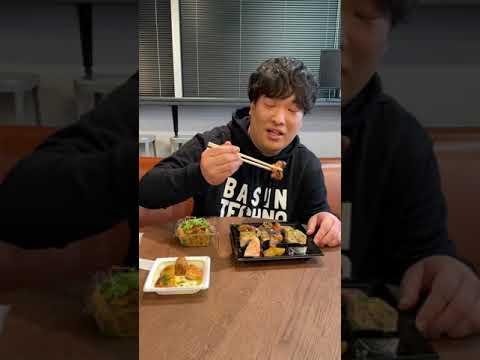 岡崎体育とバーチャル食事デート体験⑥