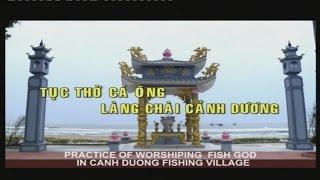Tục Thờ Cá Ông Làng Chài Cảnh Dương [Du Lịch Văn Hóa Việt Nam]