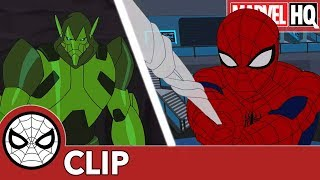 "SNEAK PEEK - Spidey Faces the Goblin King in Marvel's Spider-Man - ""Goblin War—Part Two"""