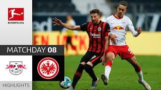 Eintracht Frankfurt - RB Leipzig   1-1   Highlights   Matchday 8 – Bundesliga 2020/21