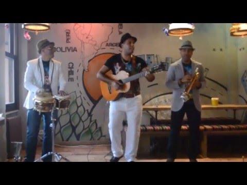 Yanssel Castellon & Los Amigos Latin Projects Cuba - Yanssel & Los Amigos Latin Trio Cuba-pintate los labios Maria
