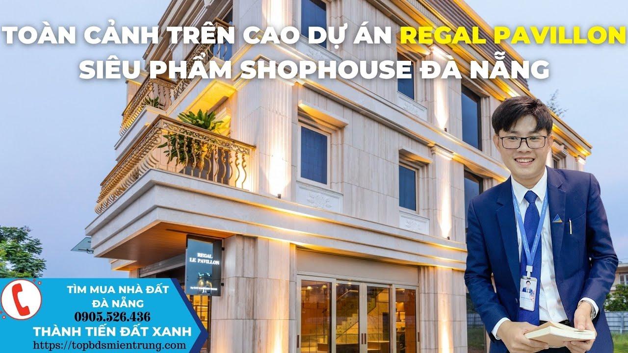 Đẳng cấp nhất Đà Nẵng - Ra mắt dòng Shophouse 6* Châu Âu đầu tiên thuộc phố đi bộ thương mại đêm video