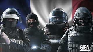 Tom Clancy's Rainbow Six Siege - The GIGN Unit