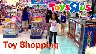 Toy Shopping at Toys R Us: Play-Doh Barbie Lalaloopsy Baby Alive LEGO Star Wars