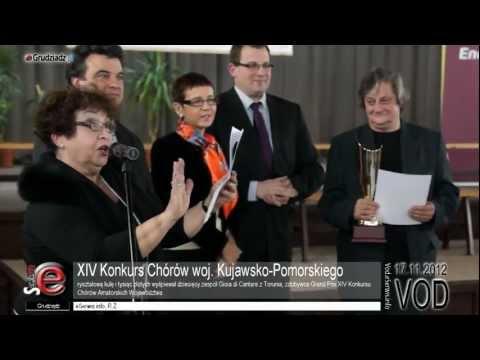 XIV Konkurs Chórów woj. Kujawsko-Pomorskiego w Grudziądzu