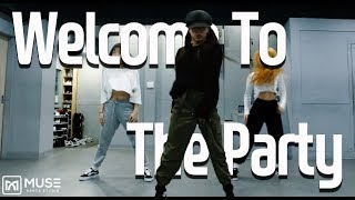 [GirlsHipHop]Diplo, French Montana & Lil Pump-Welcome To The Party/은평구댄스학원,연신내댄스학원,일산댄스학원/뮤즈댄스