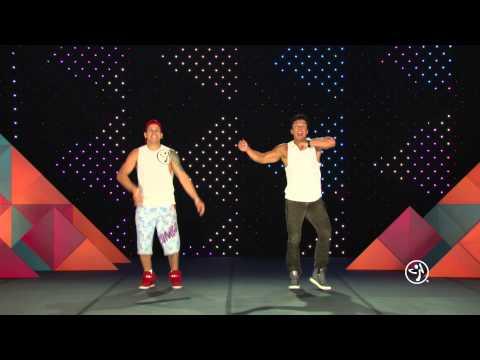 Zumba® Dare   Shakira - Dare (La La La) Official Choreography