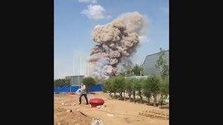 "Пожар на полигоне ""Ашулук"" (Астрахань)"