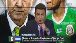 Analsis del MEXICO vs CURAZAO - Copa Oro 2017 - Futbol Picante (1/2)