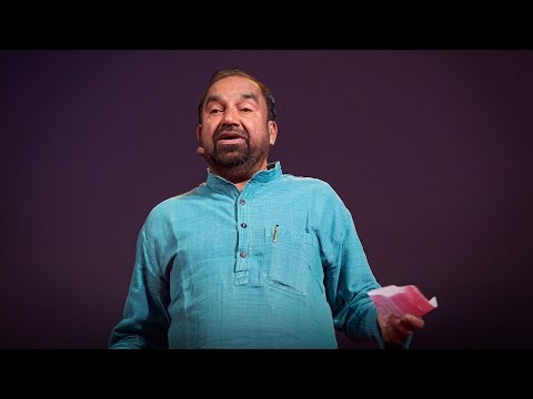 Better Toilets, Better Life - TED talk by Joe Madiath