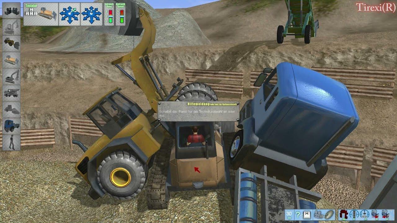 bagger simulator demo