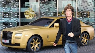 Mick Jagger's Lifestyle ★ 2018