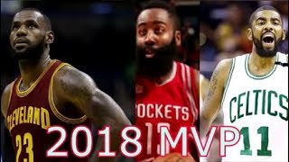Kyrie Irving Will Win 2018 NBA MVP