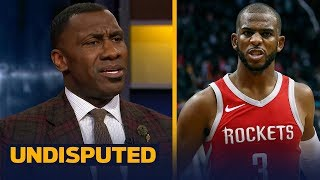 Shannon on why Chris Paul should've been suspended after the Rockets-Clippers drama   UNDISPUTED