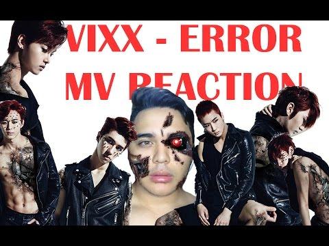 Vixx - Error MV Reaction JRE Edition