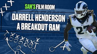 Film Room: Will Darrell Henderson BREAKOUT For The Rams?