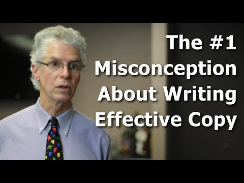 CT Content Writer Reveals The #1 Misconception About Writing Effective Copy