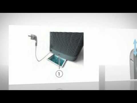 Mobiles Klimagerät Krone MKT291 Kompaktklimaanlage mit 2,9 kW für 30m²