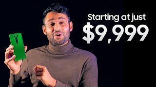 if smartphone commercials were honest.