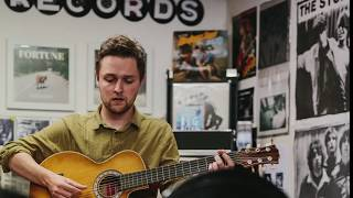 Joshua Burnside Live In Store @ Track Records