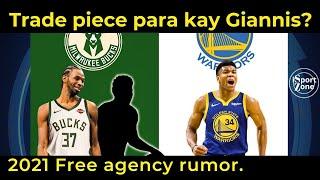 RUMOR sa Warriors community - Kinuha ng GSW si Wiggins para pang trade kay Giannis!