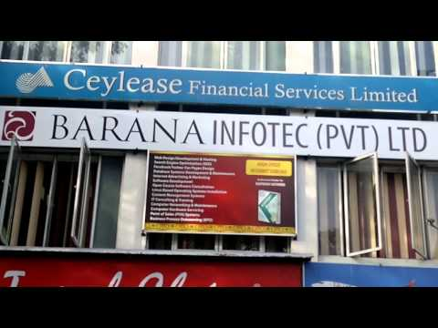 Barana Infotec (Pvt) Ltd Office Location