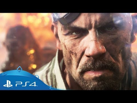Battlefield 5 | Officiel afsløringstrailer | PS4