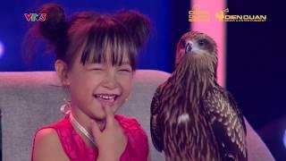 Cô bé 6 tuổi khiến triệu người kinh ngạc với tài huấn luyện CHÚA TỂ BẦU TRỜI từ khi lên 3