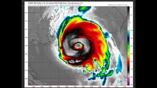 Category 5 Hurricane Michael is Possible.