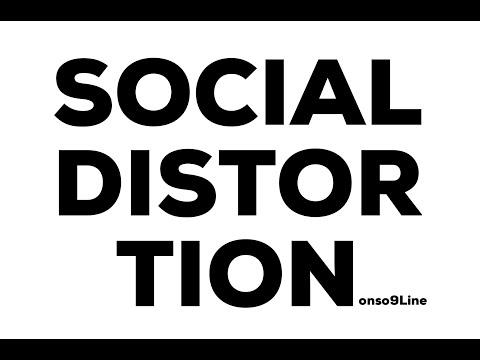 音速ラインの「SOCIAL DISTORTION」 第3回 恐怖体験と貫禄問題