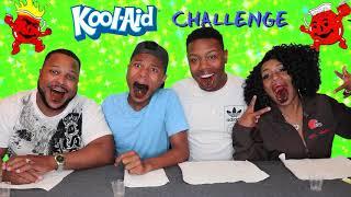 Kool Aid Challenge