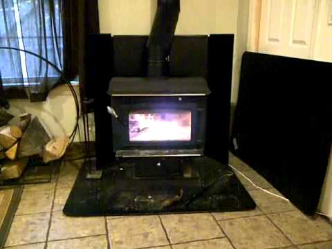 Century Wood Stove By Cfm Corp Part 1 Youtube