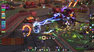 World of Warcraft Битва за Дазар'алор  начало