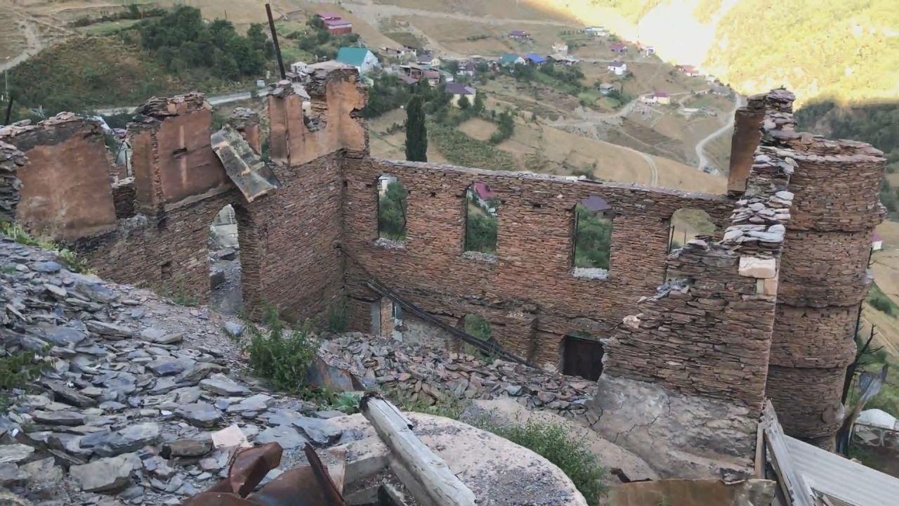 Погорельцы из дагестанского Мокока уже год ждут помощи властей