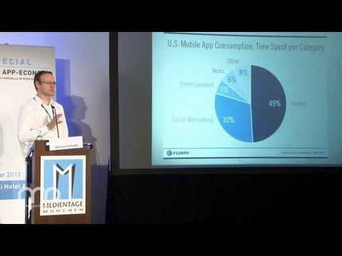 Vortrag: Die App-Economy Auftakt von Michael Schade