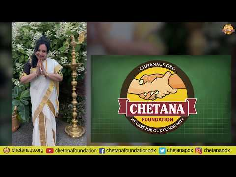 Chetana Foundation - Jai Bharatham Cooking Promo by Mrs. Jyoti Veeramoney